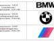 Торговые марки концерна BMW в Украине